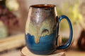 15-B Copper Agate Notched Mug - ODDBALL, 18 oz. - 20% off