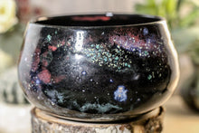 Load image into Gallery viewer, 46-A Cosmic Rainbow Bowl, 26 oz.