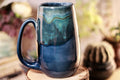 34-E Boreal Bliss Notched Mug - ODDBALL, 16 oz. - 25% off