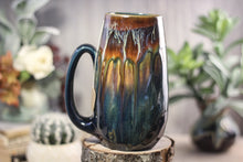 Load image into Gallery viewer, 01-A  New Earth Notched Mug - MISFIT, 24 oz. - 10% off