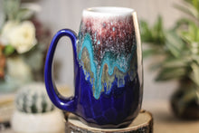Load image into Gallery viewer, 15-B Sonora Snow Crystal Mug - MINOR MISFIT, 20 oz. - 10% off