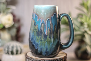 16-B Blue Lagoon Crystal Mug - MINOR MISFIT, 19 oz. - 10% off