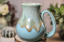 Load image into Gallery viewer, 22-D Atlantean Jade Barely Flared Mug, 19 oz.