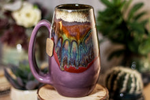 Load image into Gallery viewer, 01-A New Earth Notched Mug - TOP SHELF, 18 oz.