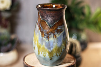 04-B Copper Agate Flared Cup - ODDBALL, 12 oz. - 10% off