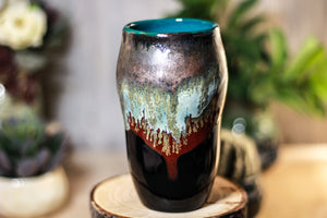 06-B Copper Agate Beer Cup - MISFIT, 14 oz. - 15% off