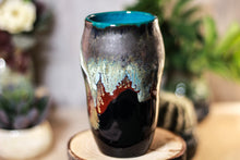 Load image into Gallery viewer, 06-B Copper Agate Beer Cup - MISFIT, 14 oz. - 15% off