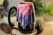 Load image into Gallery viewer, 18-C Flaming Phoenix Notched Mug - TOP SHELF, 14 OZ.