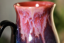 Load image into Gallery viewer, 19-C Flaming Phoenix Flared Notched Mug, 17 oz.