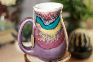 22-C Sonora Snow Barely Flared Notched Mug, 16 oz.