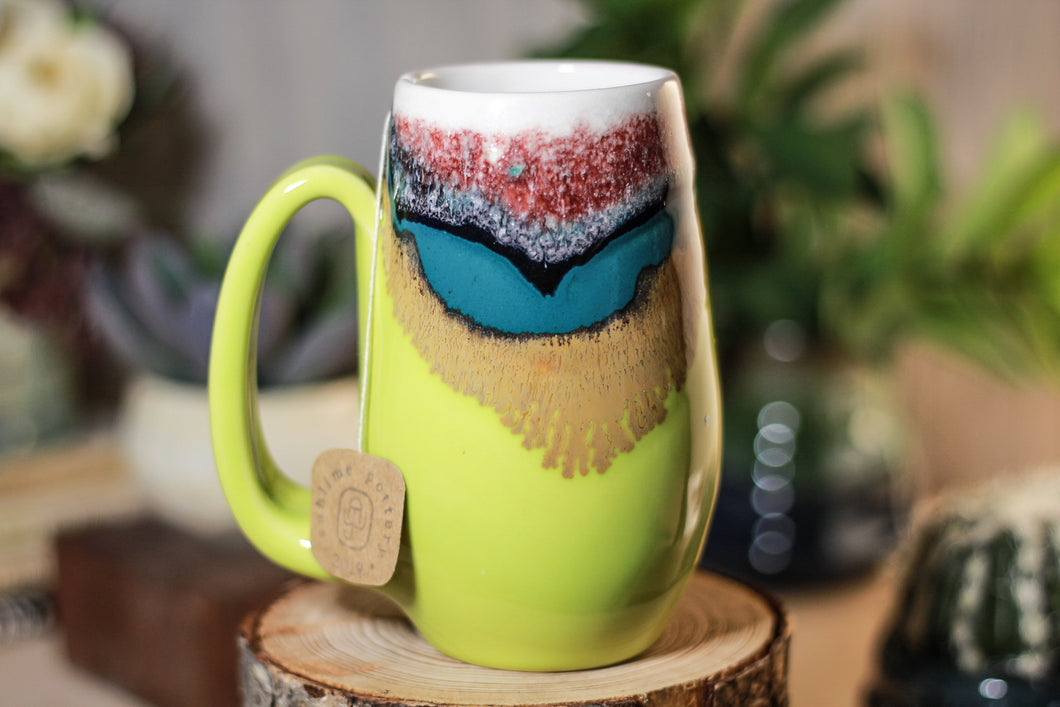 23-C Sonora Snow Notched Mug, 12 oz.