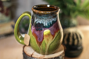 28-B Sedona Barely Flared Notched Mug - MISFIT, 15 oz. - 20% off