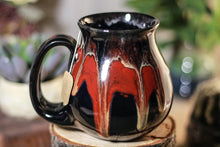 Load image into Gallery viewer, 35-E Molten Cavern Barely Flared Notched Mug - MISFIT, 14 oz. - 10% off