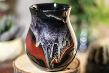 Load image into Gallery viewer, 36-E Midnight Cavern Flared Cup, 12 oz.