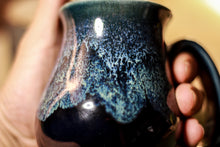 Load image into Gallery viewer, 40-E Astral Wave Barely Flared Notched Mug, 12 oz.