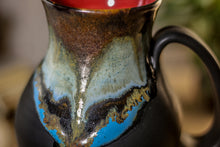 Load image into Gallery viewer, 24-B Copper Agate Barely Flared Mug - MISFIT, 26 oz. - 5% off