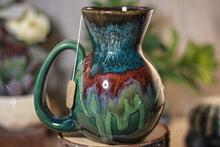 Load image into Gallery viewer, 22-B Sedona Flared Notched Mug - TOP SHELF MISFIT, 16 oz.