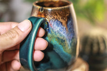 Load image into Gallery viewer, 25-C Prototype Notched Mug - TOP SHELF, 13 oz.