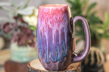 Load image into Gallery viewer, 35-C Flaming Phoenix Notched Crystal Mug, 14 OZ.
