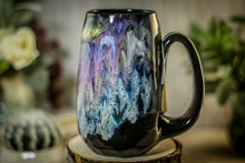 Load image into Gallery viewer, 46-D PROTOTYPE Notched Crystal Mug, 17 oz.