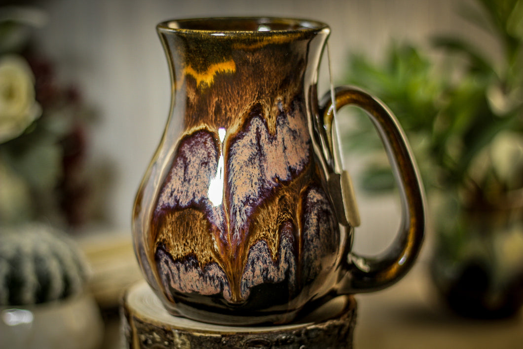 43-E Molten Beauty Variation Flared Notched Mug - MISFIT, 21 oz. - 10% off