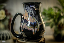 Load image into Gallery viewer, 44-E Amethyst Grotto Variation Barely Flared Acorn Mug, 20 oz.