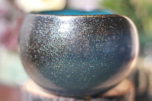 48-F Black Diamond Smudge Bowl