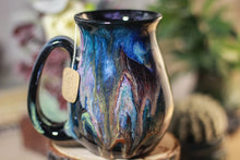Load image into Gallery viewer, 02-B Cosmic Grotto Flared Notched Mug - MISFIT, 15 oz. - 20% off