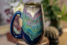Load image into Gallery viewer, 10-A New Earth Notched Mug, 16 oz.