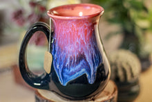 Load image into Gallery viewer, 38-B Flaming Phoenix Flared  Notched Mug - TOP SHELF, 14 oz.