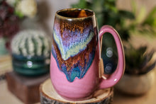 Load image into Gallery viewer, 01-B PROTOTYPE Electric Haze Notched Mug, 14 oz.