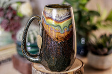 Load image into Gallery viewer, 15-A New Earth Notched Crystal Mug, 16 oz.