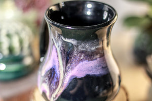 43-E Amethyst Grotto Flared Notched Mug - TOP SHELF, 15 oz