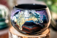 Load image into Gallery viewer, 49-A Rainbow Stellar Bowl, 15 oz.