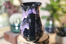 Load image into Gallery viewer, 08-P Amethyst Grotto Barely Flared Notched Mug, 13 oz.