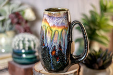 Load image into Gallery viewer, 23-A New Earth Notched Crystal Mug - MISFIT, 16 oz. - 15% off