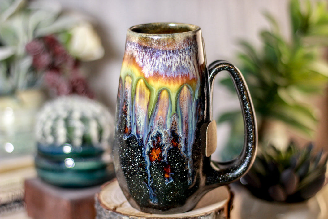 23-A New Earth Notched Crystal Mug - MISFIT, 16 oz. - 15% off