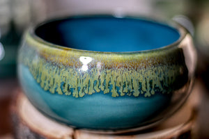 32-F Spanish Moss Treasure Bowl, 8 oz