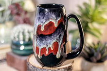 Load image into Gallery viewer, 40-E Molten Grotto Notched Mug, 16 oz