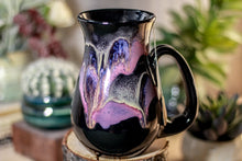 Load image into Gallery viewer, 42-F Amethyst Grotto Barely Flared Notched Mug - MISFIT, 17 oz. - 5% off