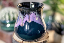 Load image into Gallery viewer, 43-F Amethyst Cavern Barely Flared Notched Mug, 12 oz.