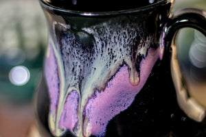 43-F Amethyst Cavern Barely Flared Notched Mug, 12 oz.