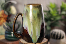 Load image into Gallery viewer, 09-P Rainbow Agate Mug - MISFIT, 22 liq. oz. 10% off