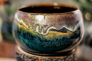 20-B Copper Agate Bowl, 24 oz.