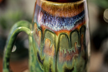 Load image into Gallery viewer, 23-A New Earth Notched Mug - TOP SHELF, 18 oz.