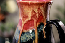 Load image into Gallery viewer, 27-C Lava Falls Barely Flared Notched Mug - TOP SHELF, 18 oz