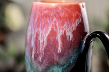 Load image into Gallery viewer, 30-C Flaming Phoenix Notched Acorn Mug, 16 oz.