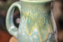 Load image into Gallery viewer, 32-E Atlantean Frost PROTOTYPE Barely Flared Notched Mug, 12 oz.