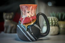 Load image into Gallery viewer, 04-A Coral Mountain Shale Flared Mug, 22 oz.