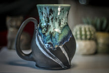 Load image into Gallery viewer, 06-A Champlain Shale Flared Mug - MISFIT, 27 oz. - 10% off